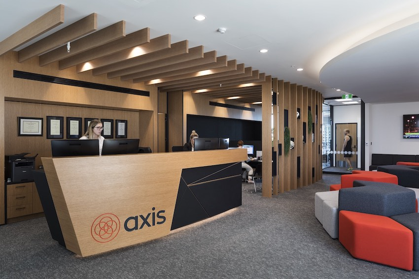 Axis Sports Fitout