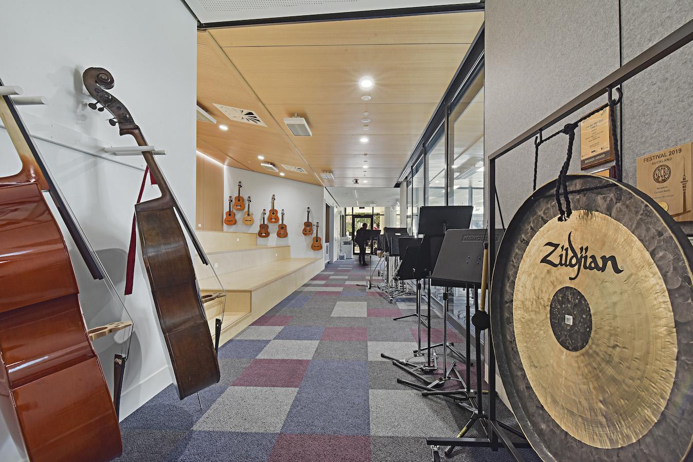 Baradene College Hockey Turf & Music Suite