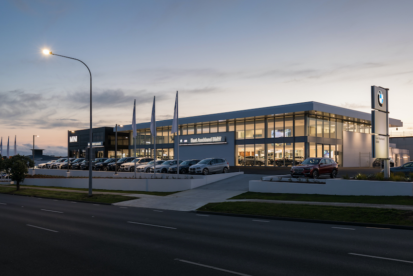 East Auckland BMW & Mini Garage