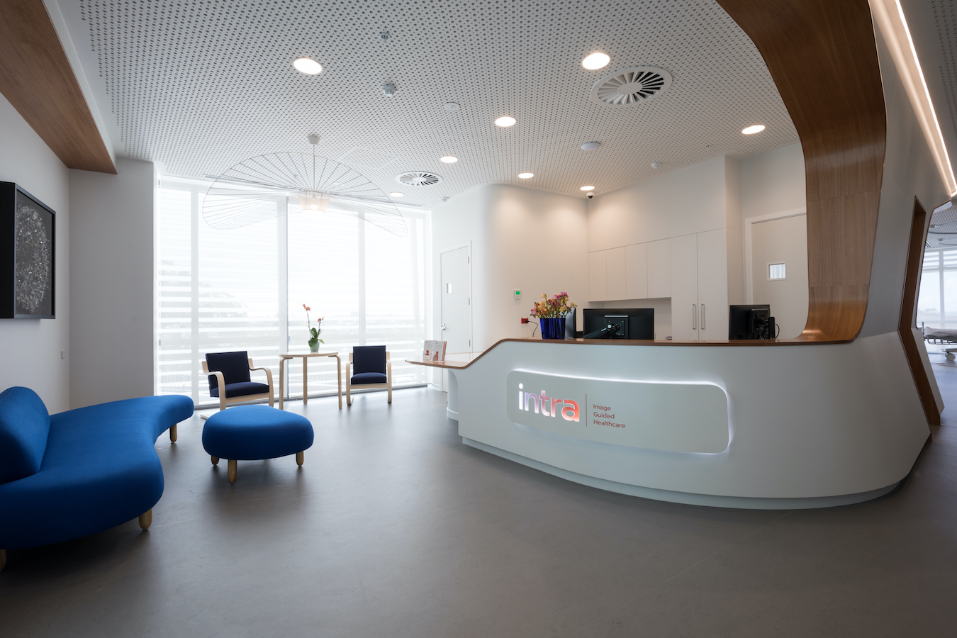 Intra Healthcare Fitout