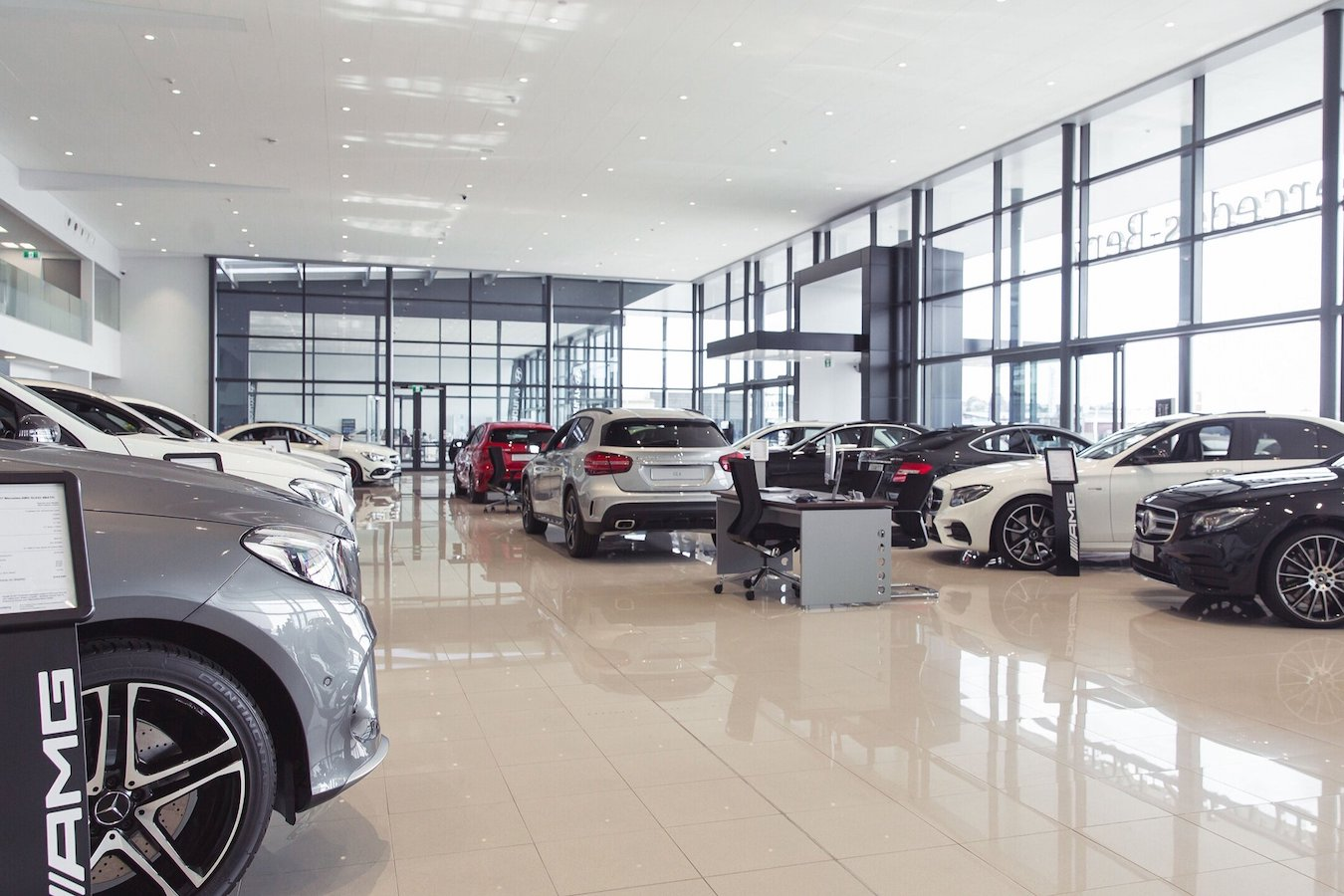 Mercedes Benz & Hyundai Botany