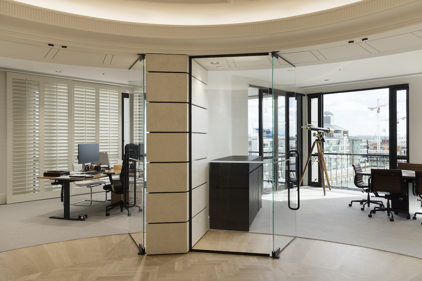 Tramco Office Fitout