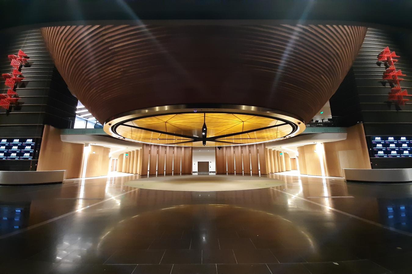 Auckland War Memorial Museum Te Ao Mārama South Atrium