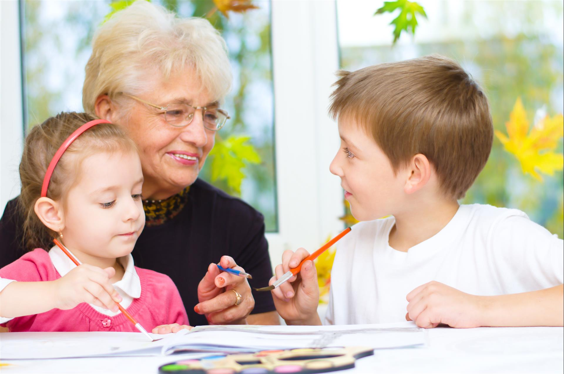 Fun Fall Crafts to Do with Your Grandchildren