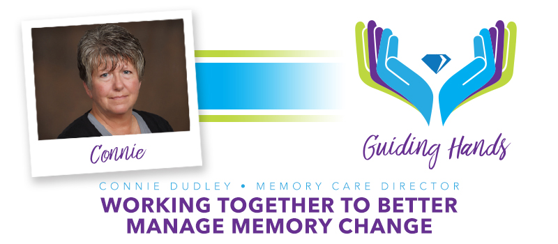 The Gardens Springfield team member makes significant impact on residents dealing with memory change.
