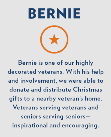 Bernie's Photo, The Gardens Independent Living, Springfield