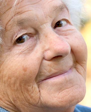 image of Pat for hospice care