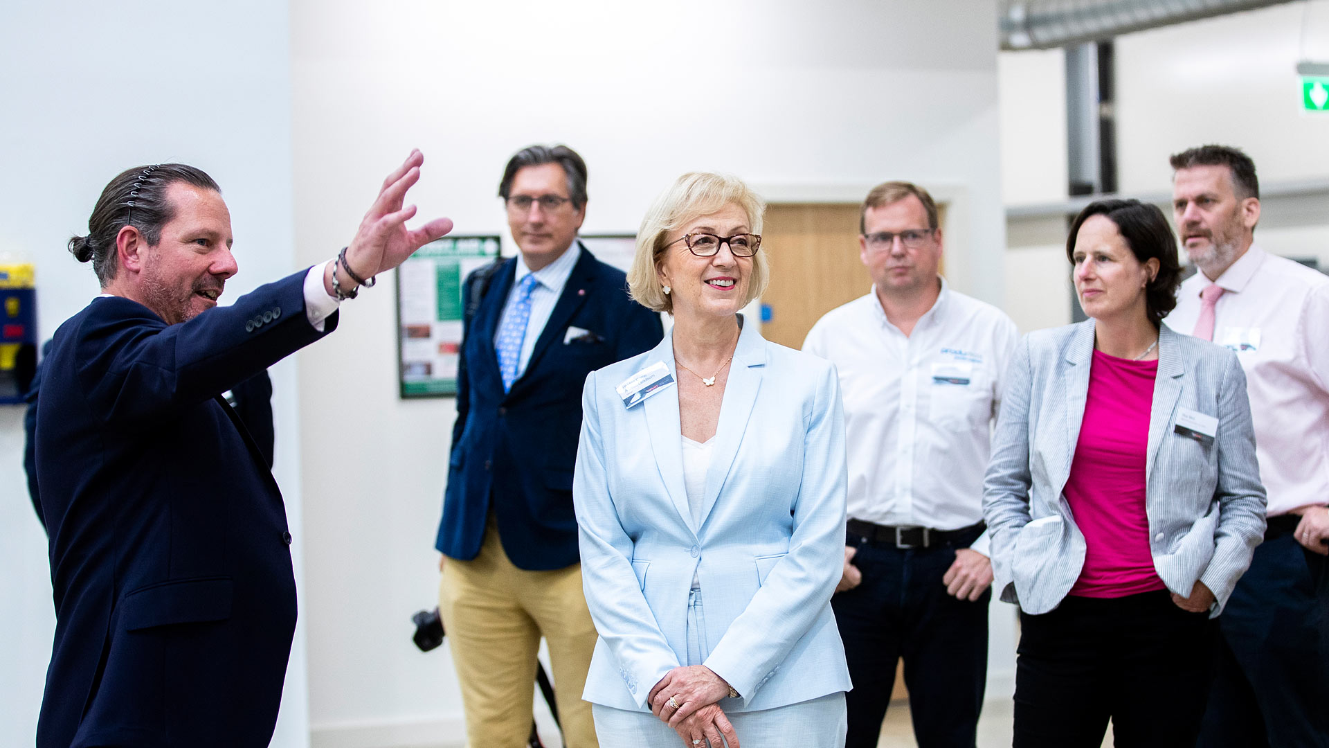 DMC officially launches ground-breaking new facility