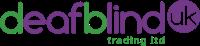 Deaf blind tranidng LTD UK logo