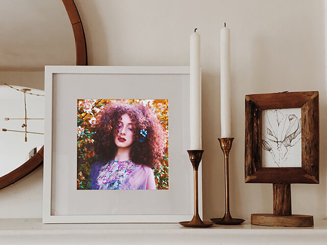 Custom-made Frames