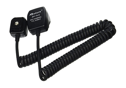 Aputure TTL off camera Extension Cable