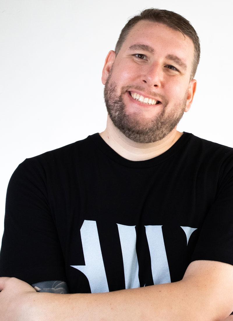 Adam Weitz Logo T-Shirt