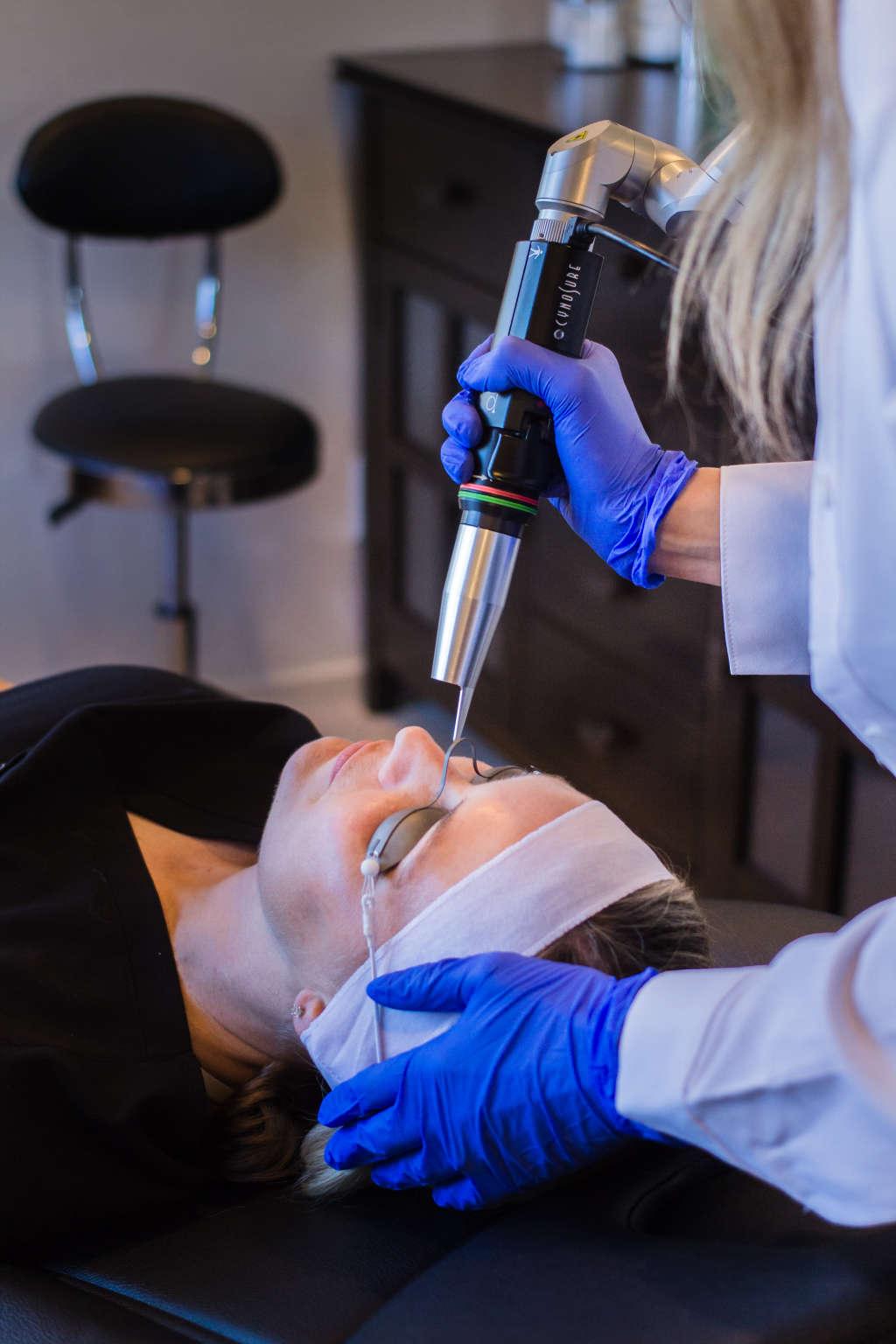 The Laser Skin Rejuvenation Treatment