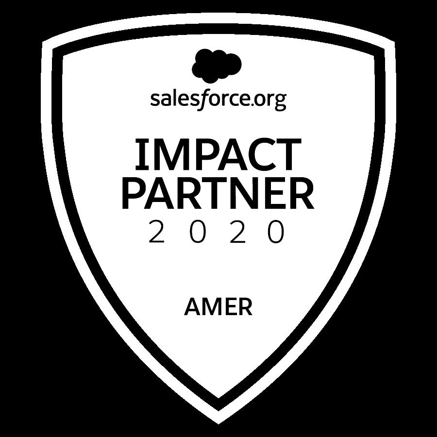 Salesforce Impact Partner Badge