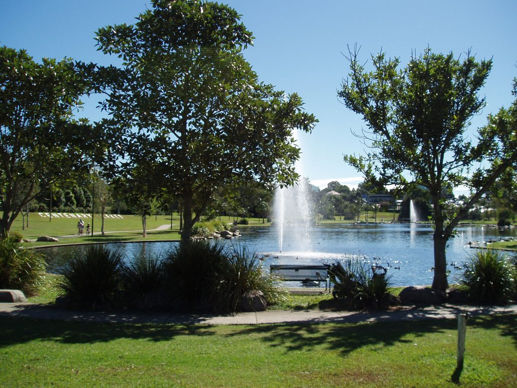 Cabollture Centenary Lakes