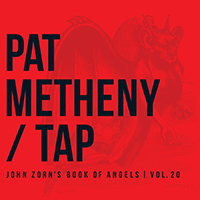 TAP: The Book of Angels, Volume 20 by Pat Metheny (Nonsuch cover)
