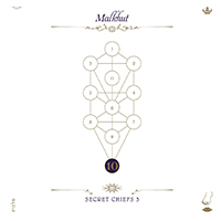 MALKHUT: The Book Beri'ah, Volume 10 by Secret Chiefs 3