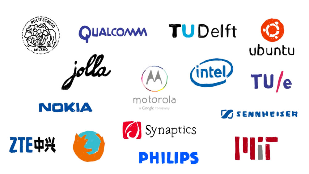 List of companies involved with Phonebloks