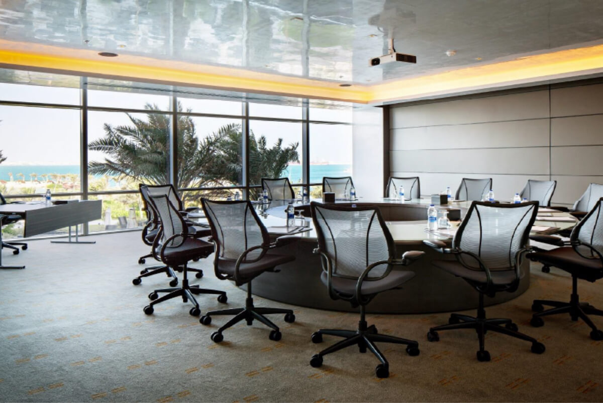 Art Marina A Meeting Room