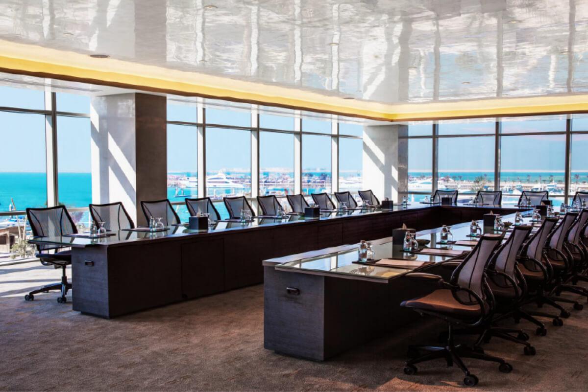 Art Marina B Meeting Room