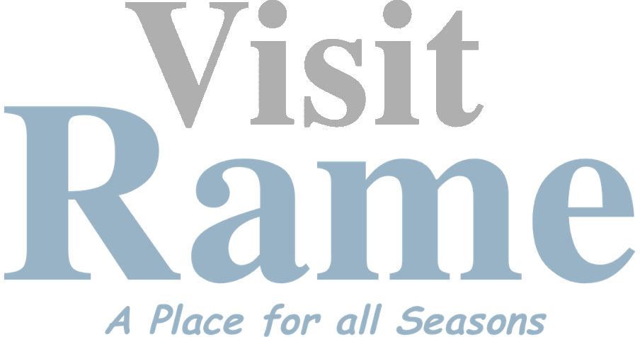 Visit Rame Logo - a place for all seasons