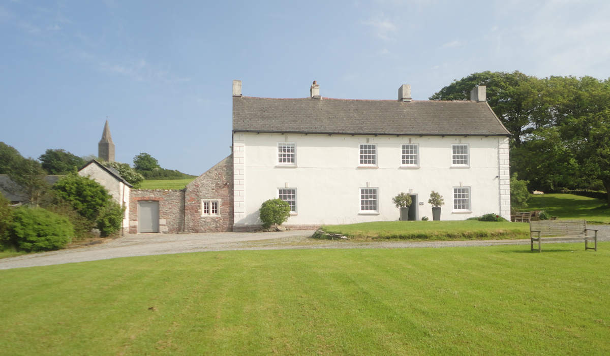Rame Barton self catering, B&B and Pottery