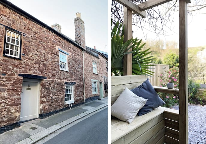 Calm Cottage - In the heart of Kingsand