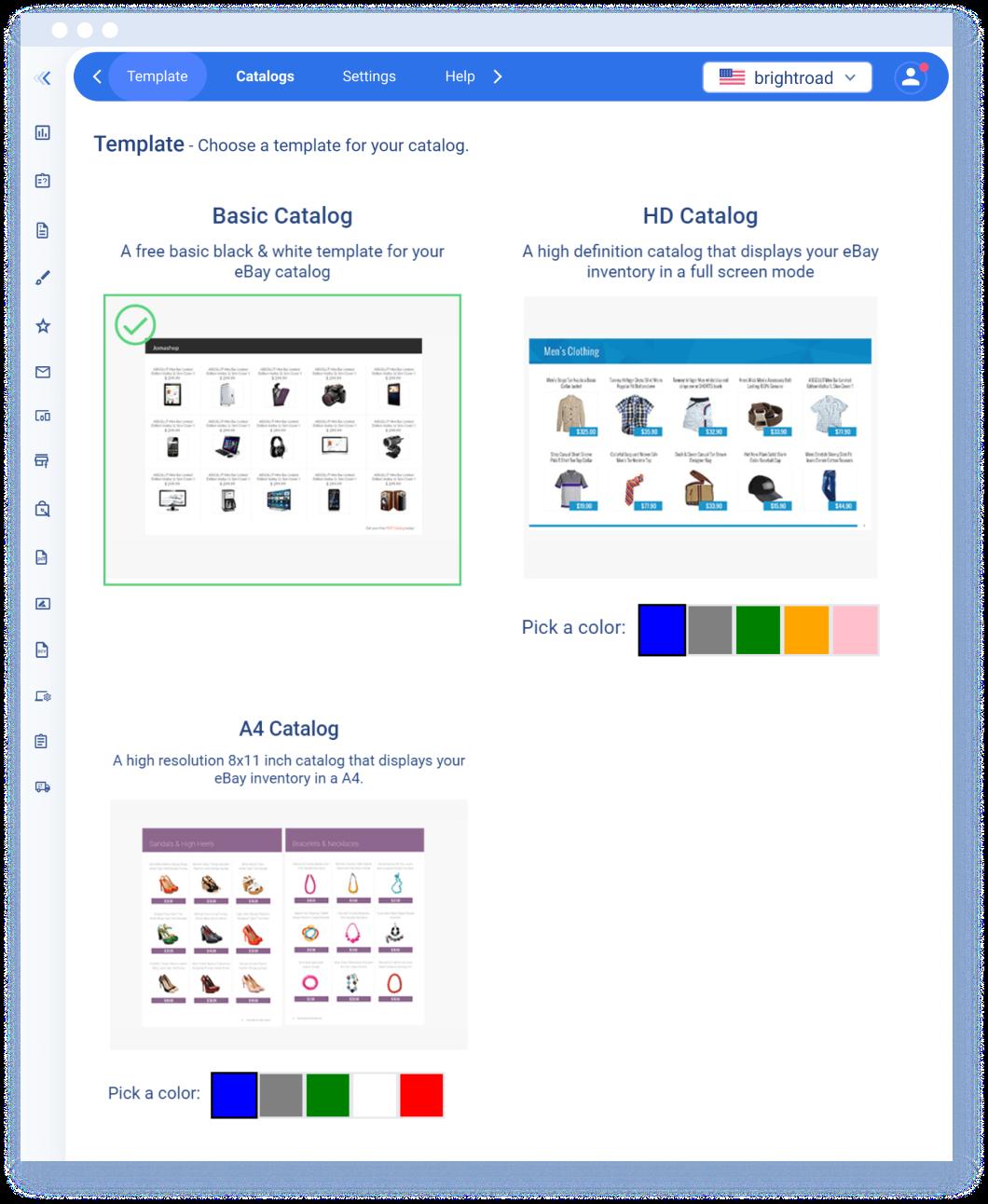 PDF Catalog