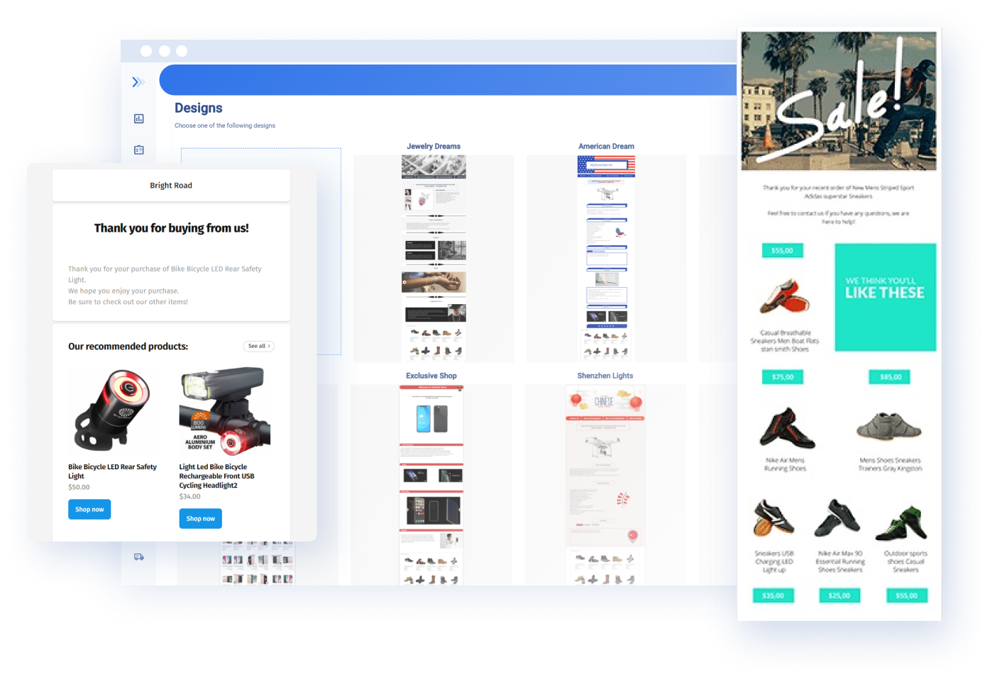 Automate Messages and Cross Promote Other Products