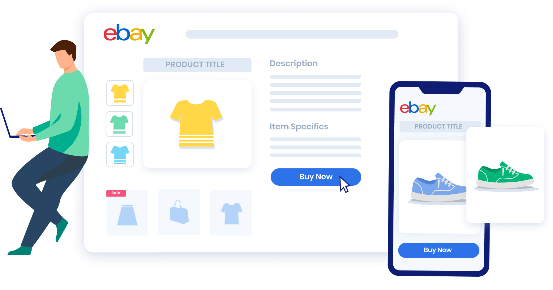Listing Designer - Easily Create Beatiful and Converting eBay Lisitng Tempates