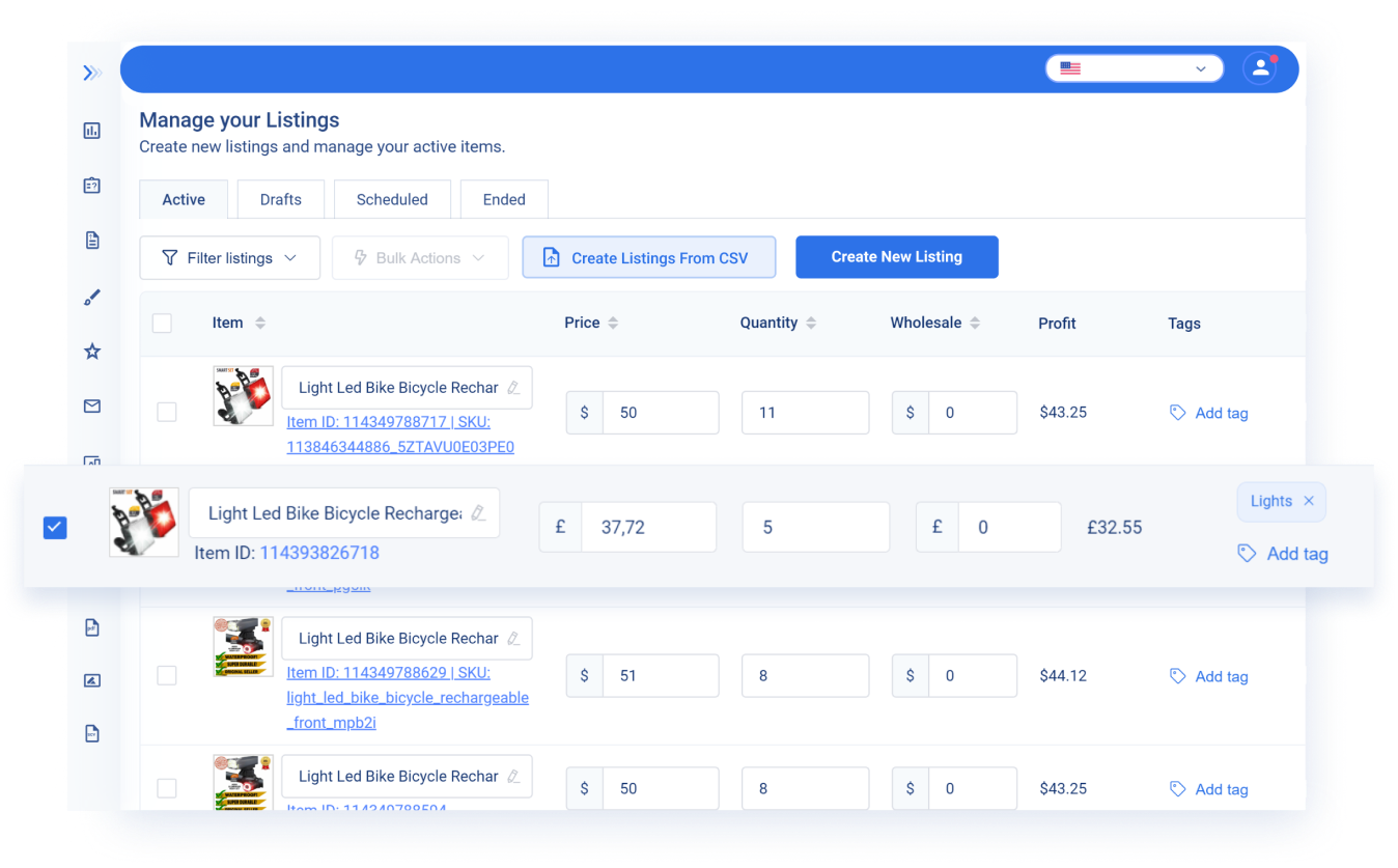 Manage Orders on Amazon and Other Channels in One Place