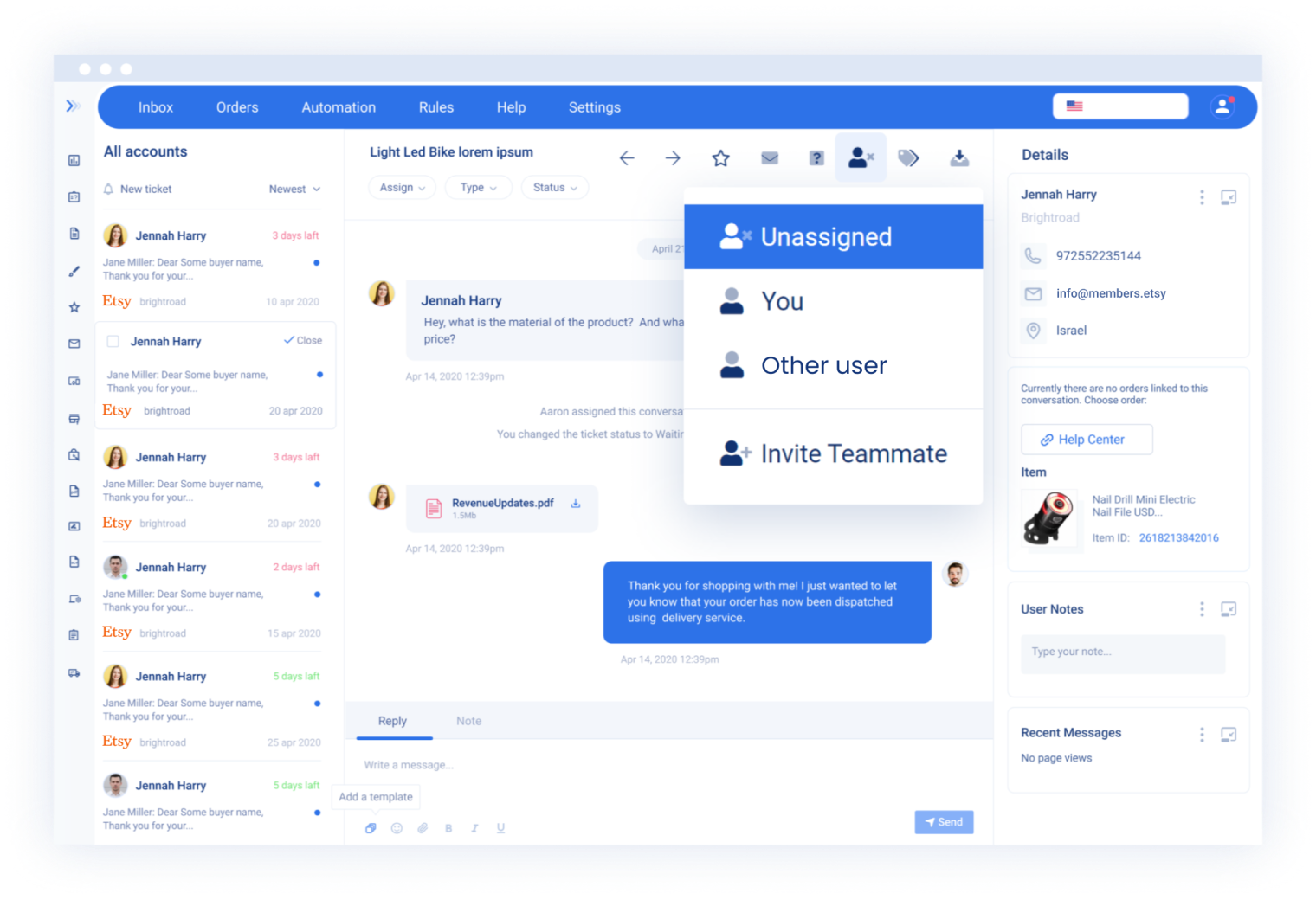 Support Better With a Collaborative Workflow