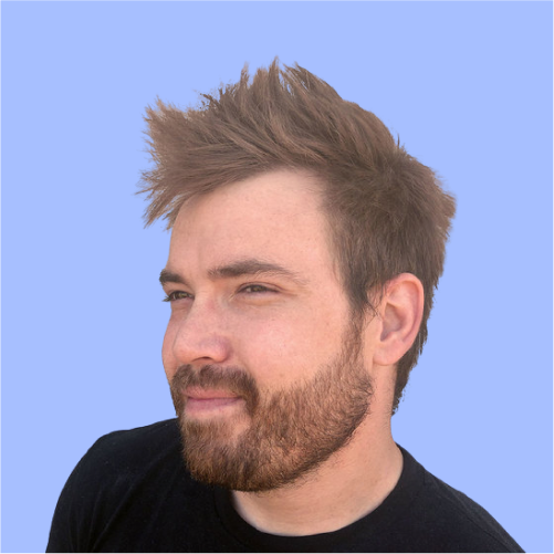 3Dsellers Marketing Manager, Aaron Fitch