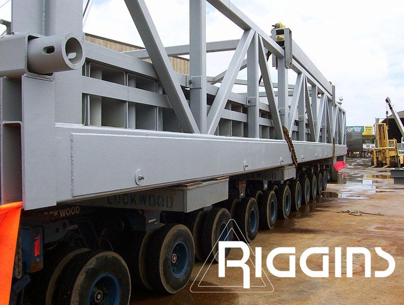Heavy Plate Fabrication - Riggins