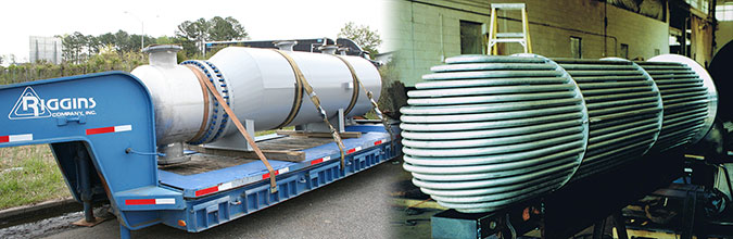 Industrial Evaporators – Design & Fabrication