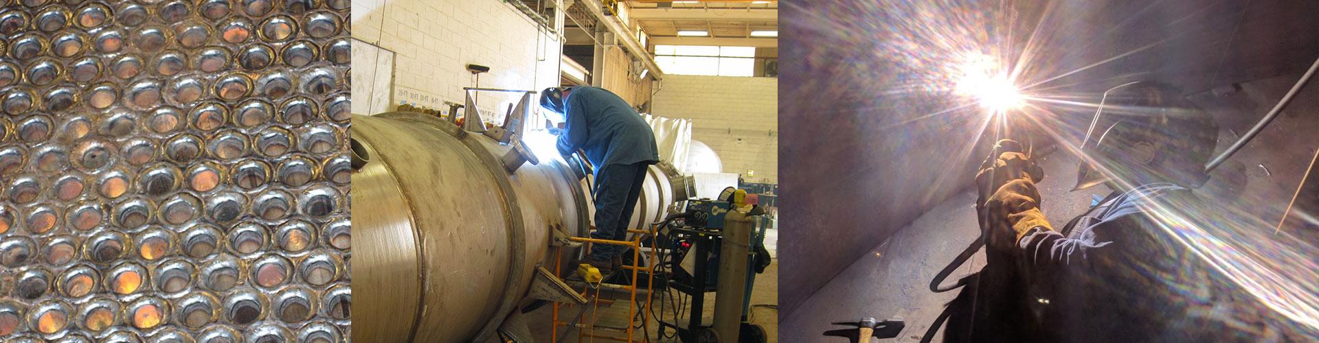 Specialty Welding Contractor – Industrial & Marine