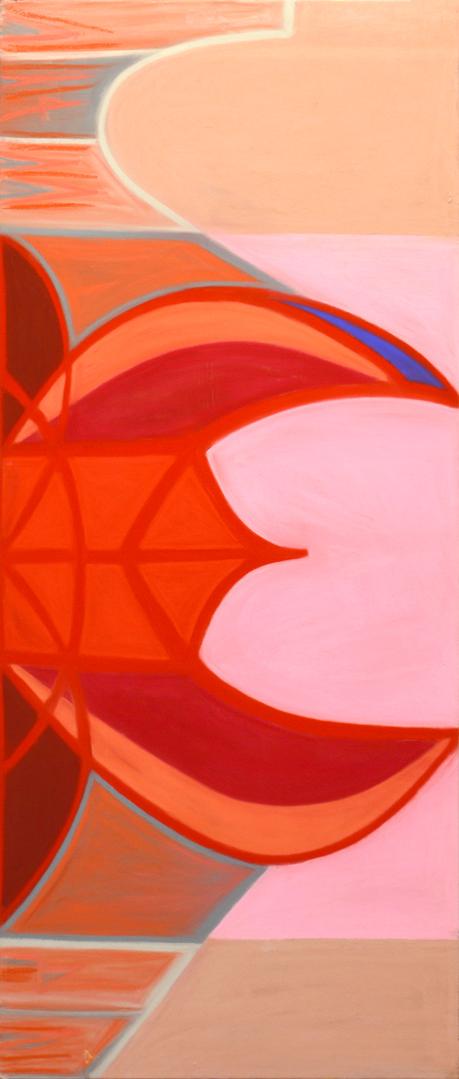 Smokey Orange Love Bug by Ian James Roche
