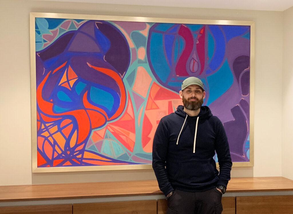 Pierce the Purple Gunner by Ian James Roche