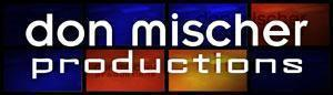 Don Mischer Productions Logo.