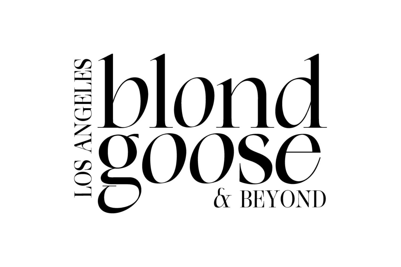 Blond Goose