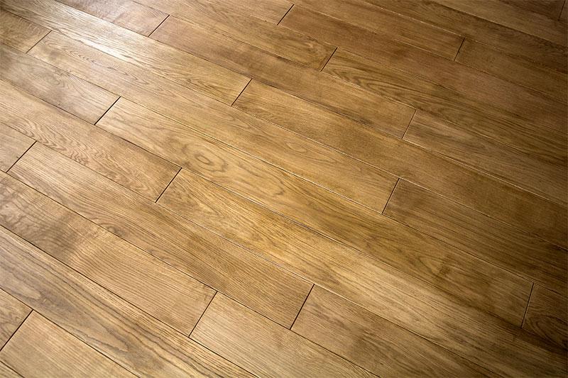 Hardwood floor cleaning in Fairfax