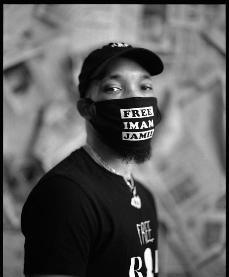 Khiry Al-Amin son of humanitarian and civil rights leader H. Rap Brown