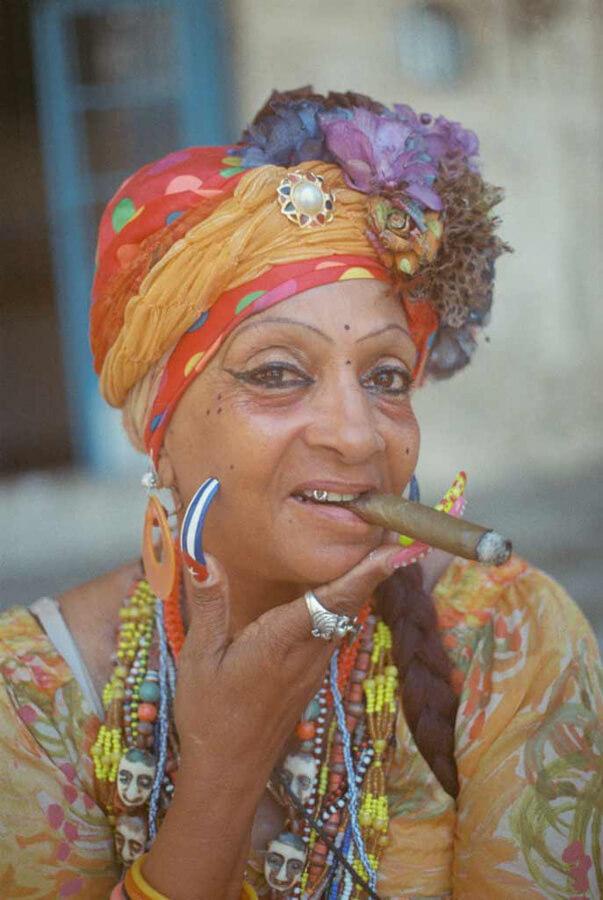 Cuba Woman