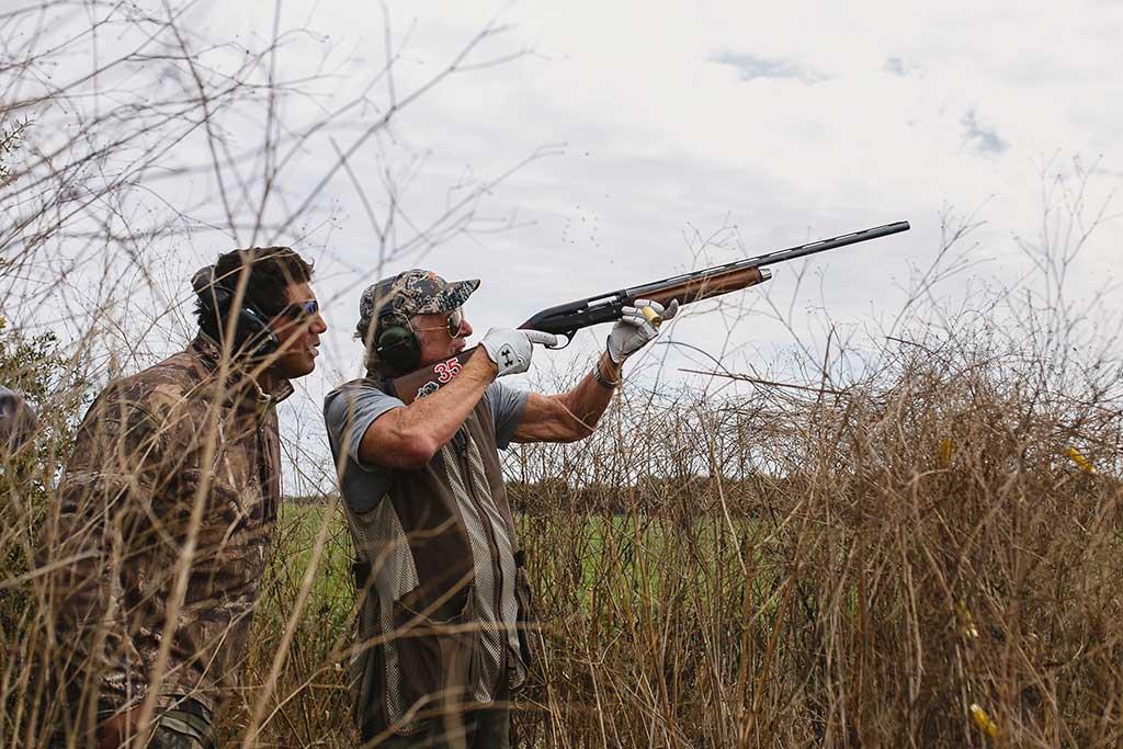Dove Hunting in Argentina postal