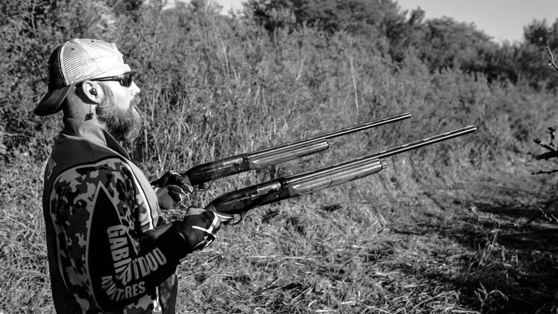 Expertised dove hunter