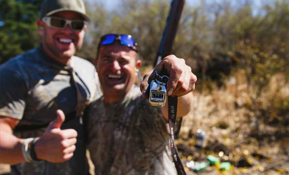 Dove Hunting world record