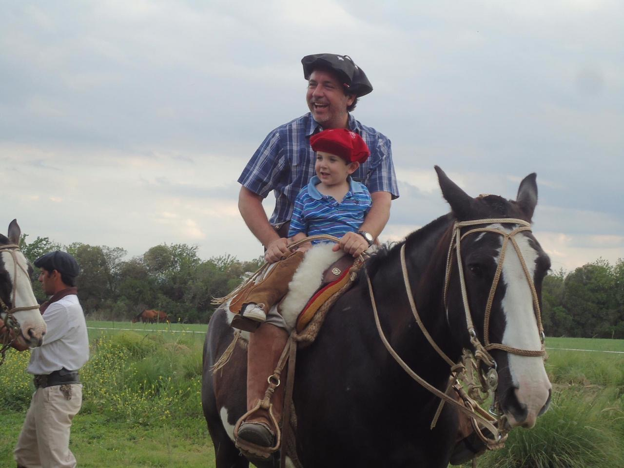 JJ Horseback Riding at Sierra Brava Lodge