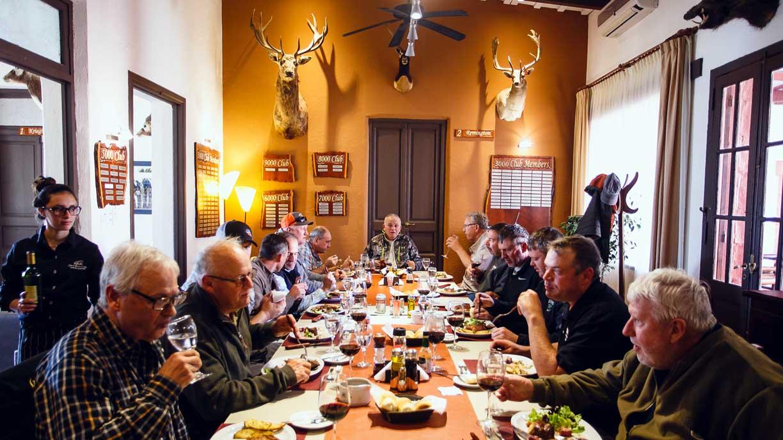 Dove Hunting Stories at Sierra Brava Lodge