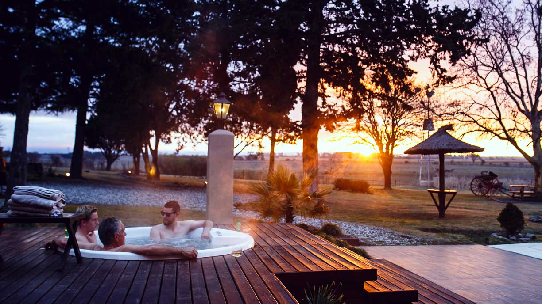 Sierra Brava Lodge views
