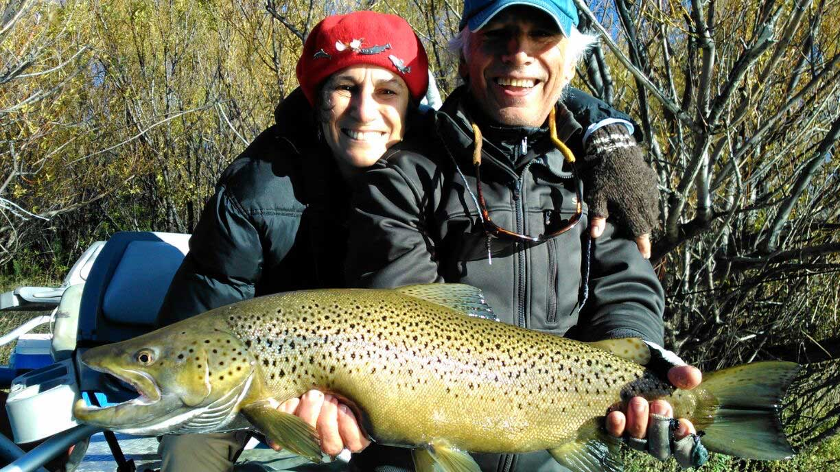 Patagonia Trout Fishing Enthusiasts
